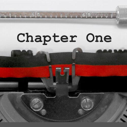 typewriter chapter one